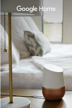 """Manage your day from breakfast to bedtime. """"Ok Google, what time is my flight?"""" Hands-free help from the Google Assistant."""