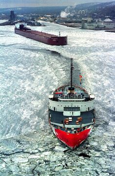 Congress approves new heavy Great Lakes icebreaker | MLive.com