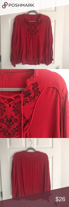Bbb Hhh Free People Tops Blouses