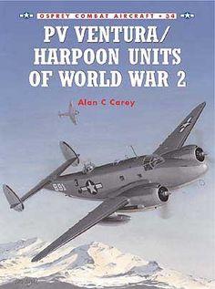 PV Ventura/Harpoon Units of World War 2