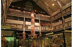 Pitt Rivers Museum  Location: Oxford, UK  Web: http://www.prm.ox.ac.uk/