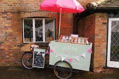 Elsie's Ices - Vintage ice cream van