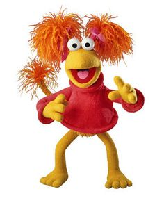 "I got Red! Which ""Fraggle Rock"" Character Are You?"