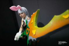 #rivenbattlebunny #cosplay #cosplayer
