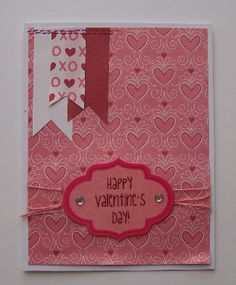 Happy Valentine's Day! Card by average_kim
