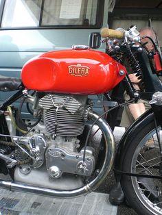 Gilera Saturno San Remo 500cc OHV | Flickr - Photo Sharing!