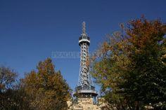Petřín Lookout Tower Lookout Tower, Czech Republic, Building, Travel, Buildings, Viajes, Traveling, Bohemia, Tourism
