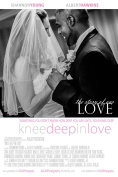 Movie Poster L Raleigh Wedding Photographer Videographer AOJO Photography Films Ideas Video Paig