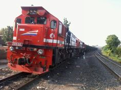 The EMD GT38ACe or Indonesian Railways Class CC205 is a diesel-electric locomotive made by Electro-Motive Diesel for export in Indonesia. There are 50 locomotives owned by PT Kereta Api, all of them are for coal duties in Sumatera and replace the aging EMD G26. It's also one of two most advanced locomotive in Indonesia (the other being GE CM20EMP).