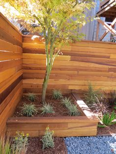 fence by Wooley Landscapes