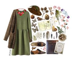 """//Where you tend a rose, my lad, a thistle cannot grow.- Frances Hodgson Burnett, The Secret Garden//"" by maloops ❤ liked on Polyvore"