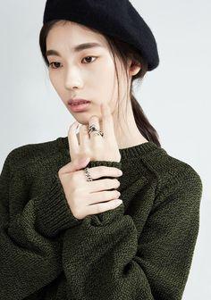 Han Ye Ji for 29CM Knit Lookbook