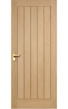 contemporary country oak doors - Dordogne Oak