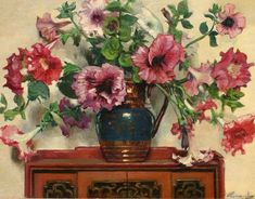 """Still Life by Frederick Judd Waugh (1861 - 1940) - Search results for """"FREDERICK JUDD WAUGH"""" - Wikimedia Commons"""