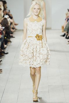 Michael Kors Spring 2015 Ready-to-Wear :: This is Glamorous