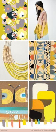 Colour crush...                                                                                                                                                      More mood board, color palette