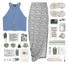"""""""does it ever drive you crazy"""" by karm-a ❤ liked on Polyvore featuring Zara, Thakoon Addition, Voluspa, J.Crew, Zuny, philosophy, Bobbi Brown Cosmetics and Chibi Jewels"""