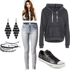 """Casual School Outfit!"" by emmmmmmas3 on Polyvore"