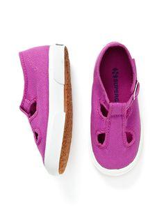Cotj T-Strap Sneaker  SneakerWomen #Kids