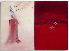 Robert Houle : Study for Dancer, 2006 (oil on linen)