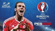 Today's the day you football* fans can play UEFA EURO 2016 and to celebrate its cover star, Gareth Bale - plus the release of a stand-alone boxed game - Konami has issued an official Welsh language cover. And a Welsh press rele. Uefa Euro 2016, Gareth Bale, World Football, Football Fans, Welsh Football, Euro 2016 France, Portugal Vs France, Soccer Pro, Morgan Soccer