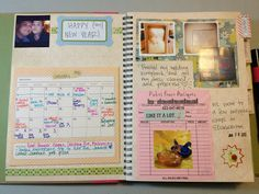 Mrs. Crafty Adams: This time last year: Project Life SMASH book 2012. Keep receipts.
