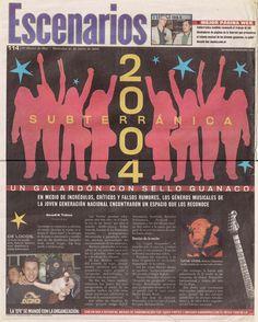 Subterránica 2004