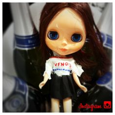 Our Goo at milano fashion week #blythe