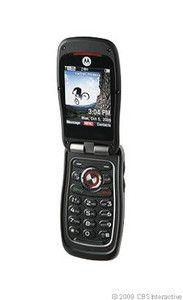 Motorola V860x Barrage - Black (Verizon) Cellular Phone | eBay