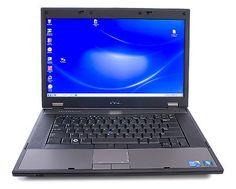 DELL Latitude E5510 - i5 M520 Quad Core CPU, 4Gb DDR-III Memória, 120Gb INTEL SSD 500-as széria,