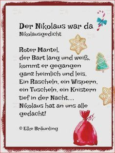 Little Nicholas Gedicht - Weihnachten - Baby Christmas Is Coming, Winter Christmas, Christmas Time, Merry Christmas, Holiday, Christmas Christmas, Christmas Ornaments, Clay Christmas Decorations, Christmas Crafts