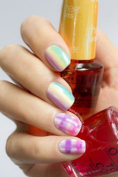 How cool are OPI Sheer Tints?! http://sonailicious.com/opi-sheer-tints-review-swatches-nail-art-ideas/