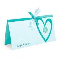 Kissin & Tellin Heart Card