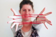 Play The Cat's Cradle Game - wikiHow