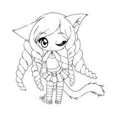 kitty kai... by sureya.deviantart.com on @DeviantArt