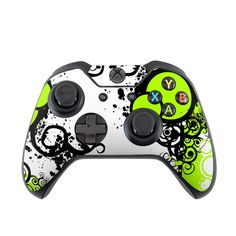 Microsoft Xbox One Controller Skin - Simply Green by DecalGirl Collective | DecalGirl
