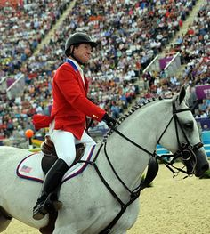 2012 Olympic Show Jumping Photo Gallery