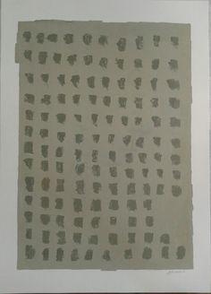 Óleo sobre papel 72 X 101