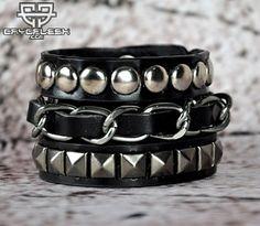 Triple Layered Bracelet