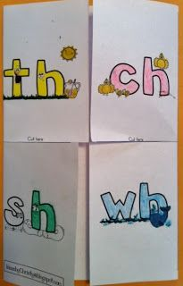 Several fantastic consonant digraph resources for : th, ch, sh, wh. What a great find. Teaching Phonics, Teaching Language Arts, Phonics Activities, Kindergarten Literacy, Teaching Reading, Speech And Language, Teaching English, Learning, Word Study