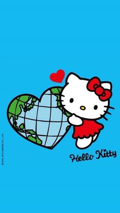 Hello Kitty world wide Hello Kitty House, Hello Kitty My Melody, Hello Kitty Pictures, Kitty Images, Hello Kitty Imagenes, Hello Kitty Collection, Hello Kitty Wallpaper, Sanrio Hello Kitty, Sanrio Characters