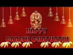 Happy Ganesh Chaturthi 2016,Latest Ganesh Chaturthi Animation,Greetings,Wishes,Whatsapp Video - YouTube