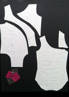 Gymnastic Leotard Pattern