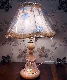 Ellie Blossoms Table Lamp