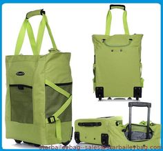 Shopping Trolley Folding Cart Grocery Rolling Bag Laundry Wheels Reisenthe Acc from China---www.starb...