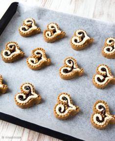 Baking Recipes, Dessert Recipes, Christmas Baking, Party Cakes, No Bake Cake, Cookie Decorating, Food Inspiration, Sweet Recipes, Sweet Treats