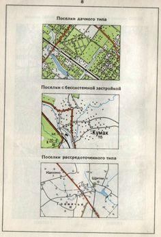 Форум: Условные знаки топографических карт СССР (Генштаб, Госгисцентр) (1/1)