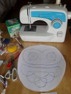 The Craft Imaginarium: OWL for Kid's Sewing Workshop
