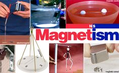 E is for Explore!: Magnetism