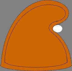 Free Child Smurf Hat Pattern